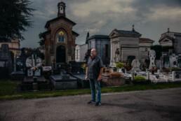 GIUSEPPE BATTISTINI Responsabile nucleo operativo servizi cimiteriali Resilienti 2020